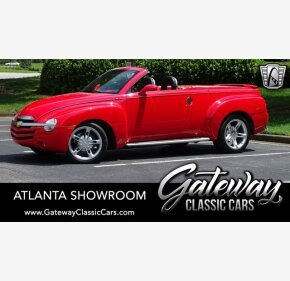 2004 Chevrolet SSR for sale 101373829