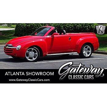 2004 Chevrolet SSR for sale 101373829