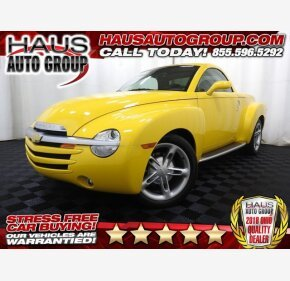 2004 Chevrolet SSR for sale 101389559