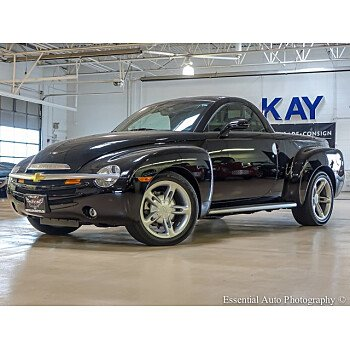2004 Chevrolet SSR for sale 101490127