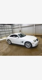 2004 Chrysler Crossfire Coupe for sale 101175674