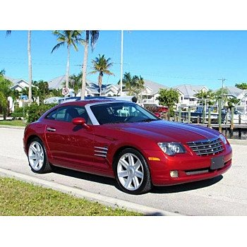 2004 Chrysler Crossfire Coupe for sale 101176824
