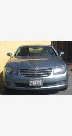 2004 Chrysler Crossfire Coupe for sale 101287646