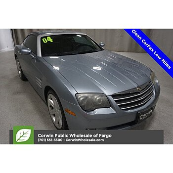 2004 Chrysler Crossfire for sale 101376991