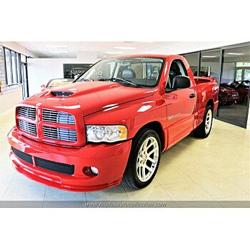 2004 Dodge Ram SRT-10 2WD Regular Cab for sale 101215796