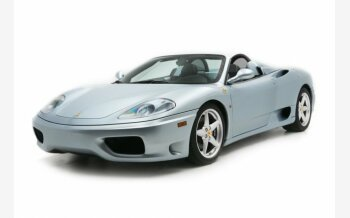 2004 Ferrari 360 Spider for sale 101104761
