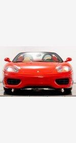 2004 Ferrari 360 Spider for sale 101190460
