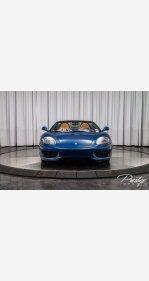 2004 Ferrari 360 Spider for sale 101485949