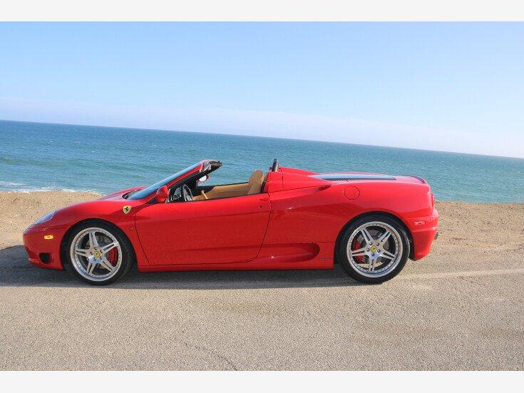 2004 Ferrari 360 Spider for sale 101546669