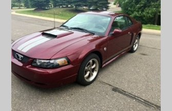 2004 Ford Mustang Coupe for sale 100786302