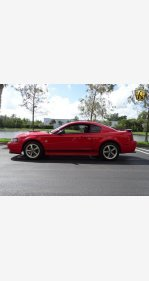 2004 Ford Mustang Mach 1 Coupe for sale 101045089
