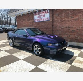 2004 Ford Mustang Cobra Convertible for sale 101059291