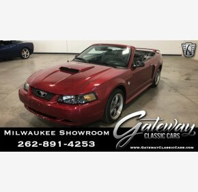 2004 Ford Mustang GT Convertible for sale 101110964