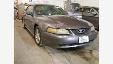 2004 Ford Mustang Coupe for sale 101122083