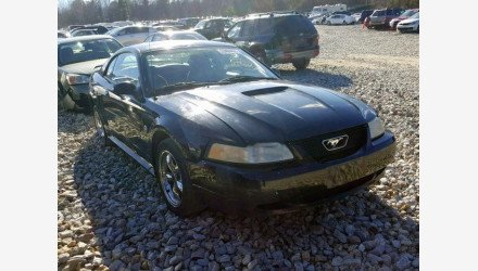 2004 Ford Mustang Coupe for sale 101127006