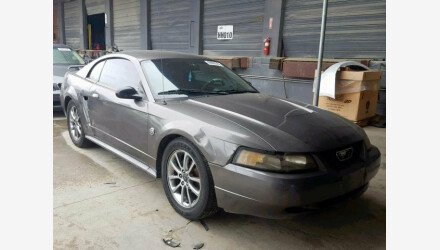 2004 Ford Mustang Coupe for sale 101212404