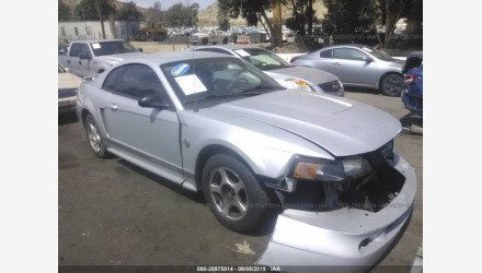 2004 Ford Mustang Coupe for sale 101217489