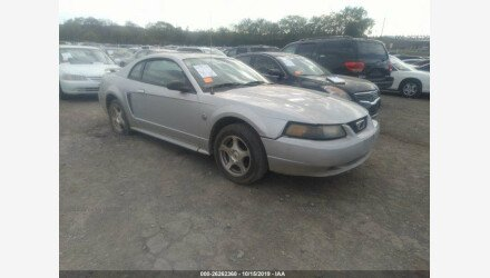 2004 Ford Mustang Coupe for sale 101228371