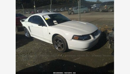 2004 Ford Mustang Coupe for sale 101236476