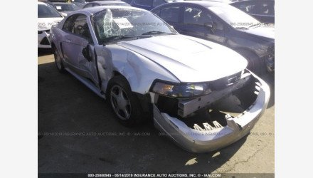2004 Ford Mustang Coupe for sale 101240047