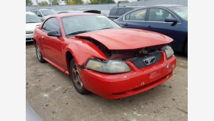 2004 Ford Mustang Coupe for sale 101241069