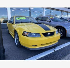 2004 Ford Mustang Mach 1 Coupe for sale 101245824