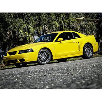 2004 Ford Mustang Cobra Coupe for sale 101270947