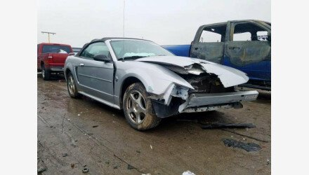2004 Ford Mustang Convertible for sale 101283191