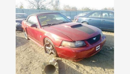2004 Ford Mustang GT Convertible for sale 101288988
