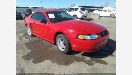 2004 Ford Mustang Coupe for sale 101296109