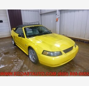 2004 Ford Mustang Convertible for sale 101326348
