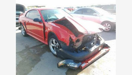 2004 Ford Mustang Coupe for sale 101327408