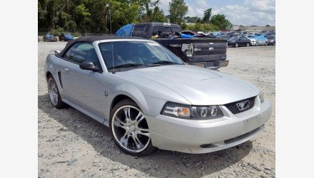 2004 Ford Mustang Convertible for sale 101330877