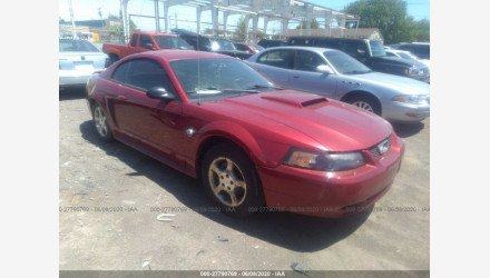 2004 Ford Mustang Coupe for sale 101341623