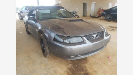 2004 Ford Mustang GT Convertible for sale 101362671