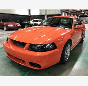 2004 Ford Mustang Cobra Coupe for sale 101363044