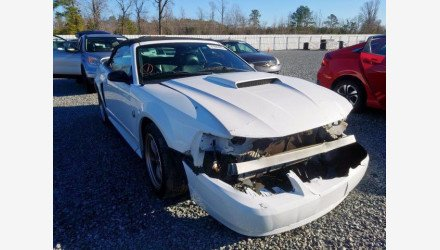 2004 Ford Mustang GT Convertible for sale 101385025