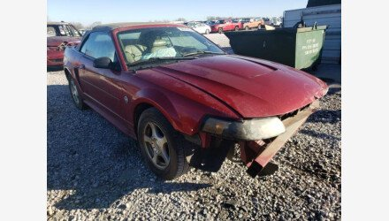 2004 Ford Mustang Convertible for sale 101438666