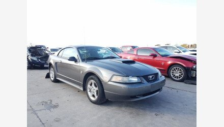2004 Ford Mustang Coupe for sale 101441309