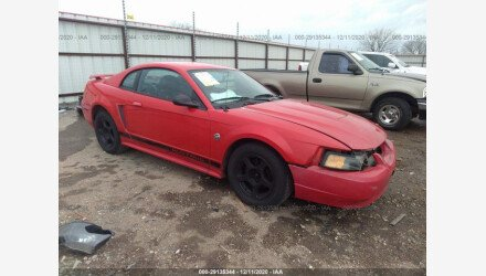 2004 Ford Mustang Coupe for sale 101455968
