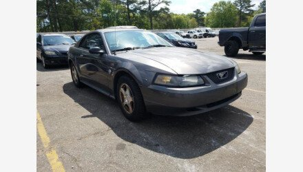 2004 Ford Mustang Coupe for sale 101489801