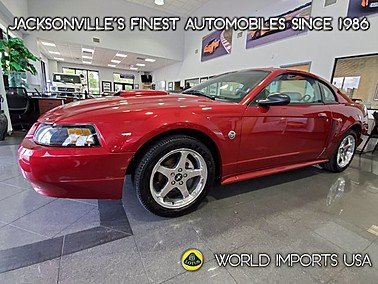 2004 Ford Mustang for sale 101490184