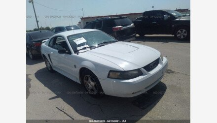 2004 Ford Mustang Coupe for sale 101494357