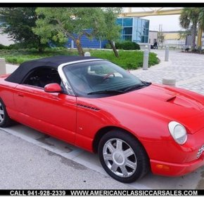 2004 Ford Thunderbird for sale 100965976