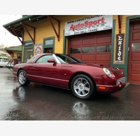 2004 Ford Thunderbird for sale 101094785