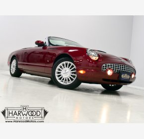 2004 Ford Thunderbird for sale 101414354