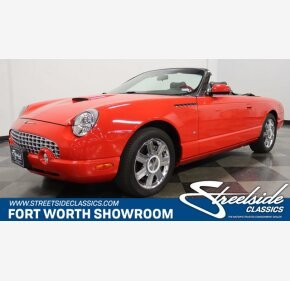 2004 Ford Thunderbird for sale 101414639