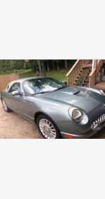 2004 Ford Thunderbird for sale 101444403