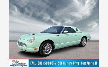 2004 Ford Thunderbird for sale 101547989