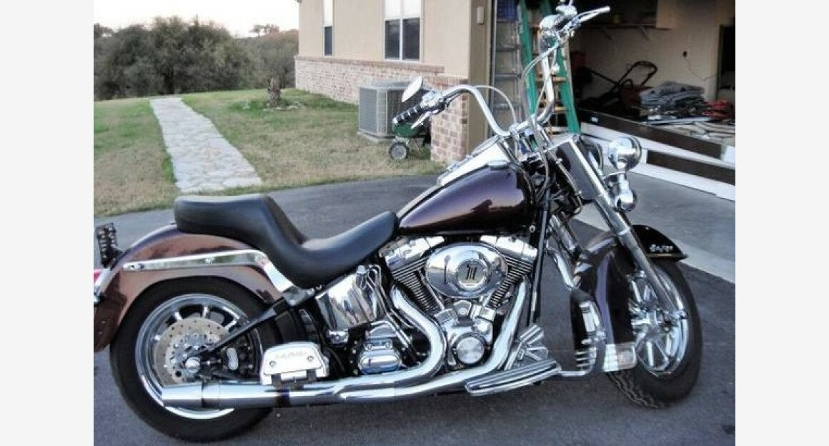 2004 Harley-Davidson Softail for sale 200518401